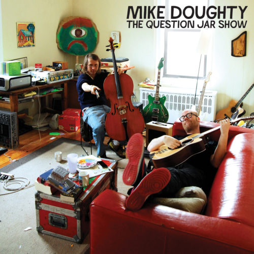 Mike Doughty Living Room Shows August September 2016